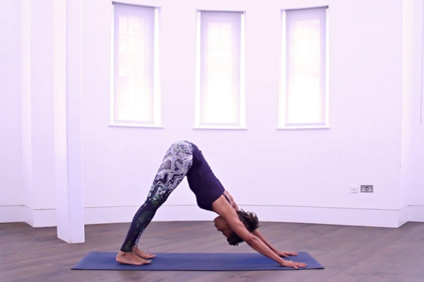How to Achieve the Perfect Downward Dog (for Beginners, or fine-tuning)