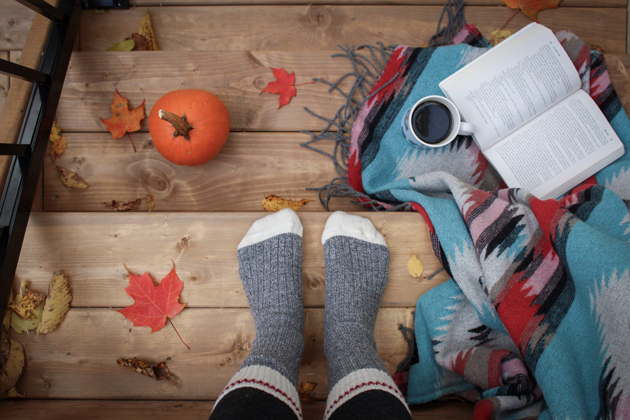 How to take care of yourself and survive autumn with these 5 steps