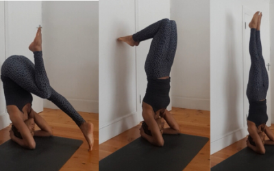 How to nail Sirsasana (Headstand) with these preparation poses