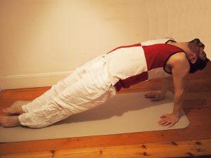 Purvottanasana - Upward Facing Plank Pose