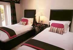Tofte Manor Bedroom 1