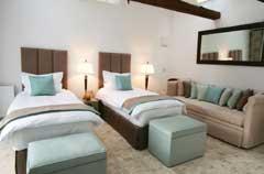 Tofte Manor Bedroom